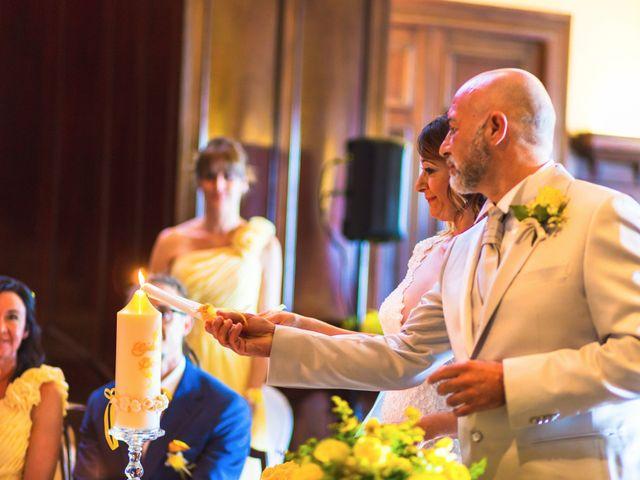 Il matrimonio di Gianfranco e Barbara a Belgirate, Verbania 36