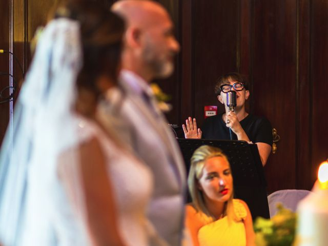Il matrimonio di Gianfranco e Barbara a Belgirate, Verbania 38