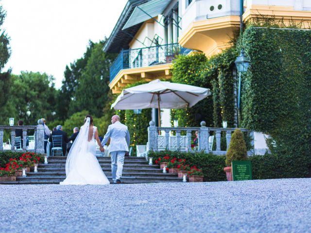 Il matrimonio di Gianfranco e Barbara a Belgirate, Verbania 57