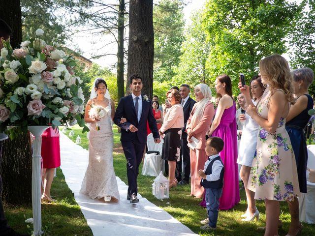 Il matrimonio di Giuseppe e Afet a Bergamo, Bergamo 45