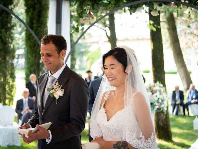Il matrimonio di Giuseppe e Afet a Bergamo, Bergamo 46