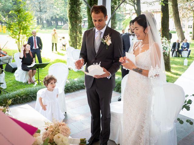 Il matrimonio di Giuseppe e Afet a Bergamo, Bergamo 47