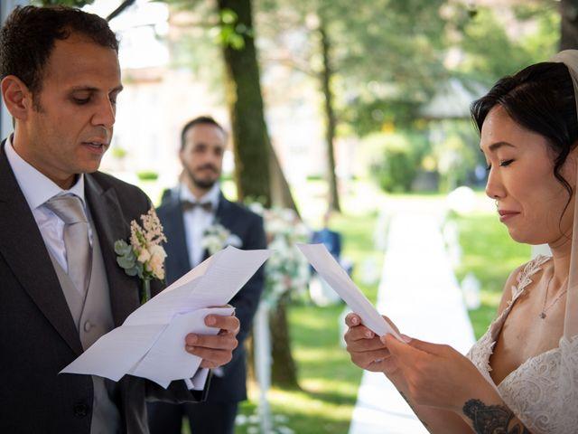 Il matrimonio di Giuseppe e Afet a Bergamo, Bergamo 49