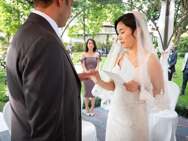 Il matrimonio di Giuseppe e Afet a Bergamo, Bergamo 54