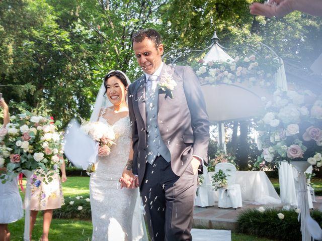 Il matrimonio di Giuseppe e Afet a Bergamo, Bergamo 56