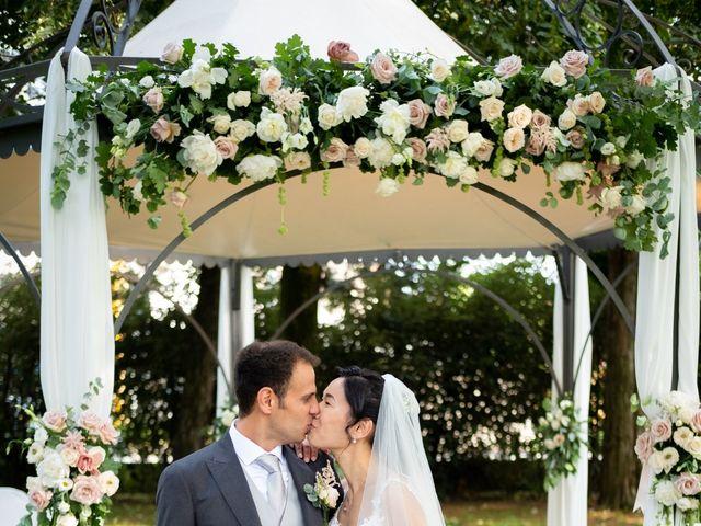 Il matrimonio di Giuseppe e Afet a Bergamo, Bergamo 57