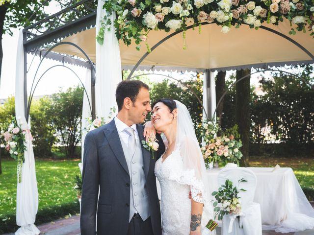 Il matrimonio di Giuseppe e Afet a Bergamo, Bergamo 58