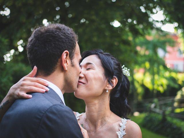 Il matrimonio di Giuseppe e Afet a Bergamo, Bergamo 64