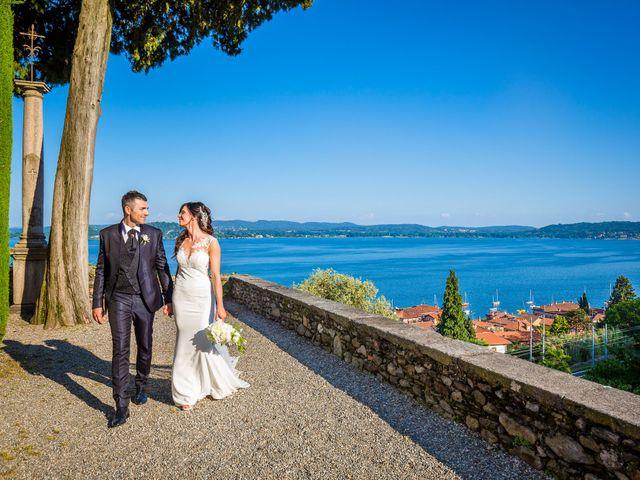 Il matrimonio di Matteo e Valentina a Stresa, Verbania 10