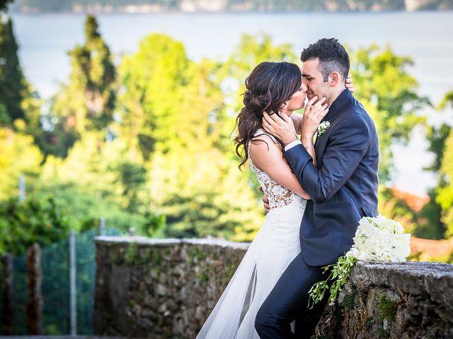Il matrimonio di Matteo e Valentina a Stresa, Verbania 11