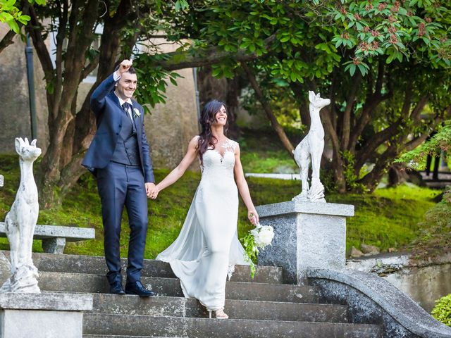 Il matrimonio di Matteo e Valentina a Stresa, Verbania 14