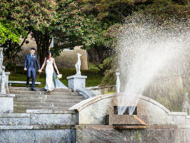 Il matrimonio di Matteo e Valentina a Stresa, Verbania 3