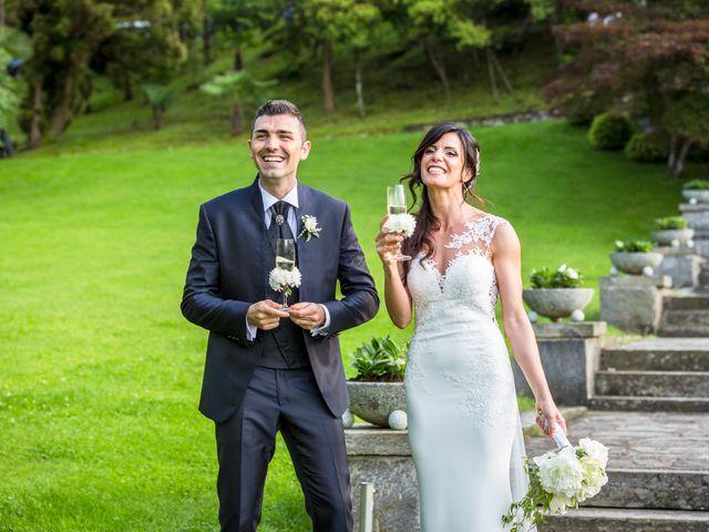 Il matrimonio di Matteo e Valentina a Stresa, Verbania 16