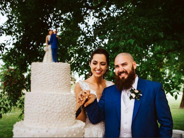 Il matrimonio di Enrico e Valentina a Gruaro, Venezia 11