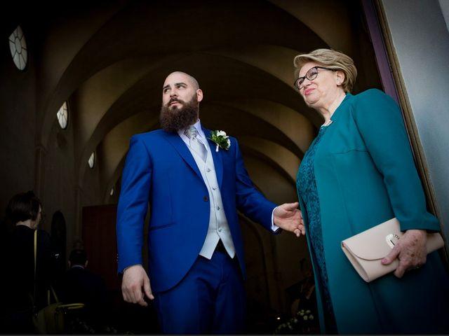 Il matrimonio di Enrico e Valentina a Gruaro, Venezia 23