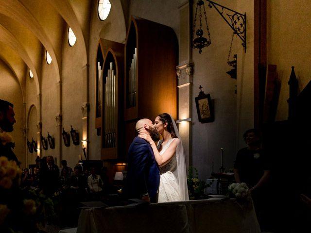 Il matrimonio di Enrico e Valentina a Gruaro, Venezia 27