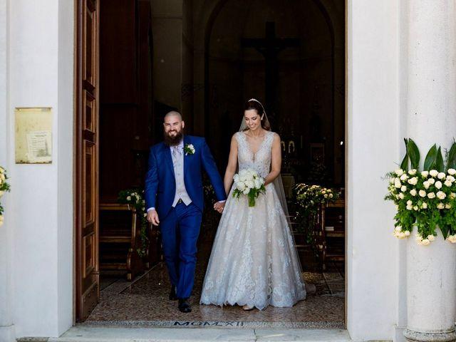 Il matrimonio di Enrico e Valentina a Gruaro, Venezia 28