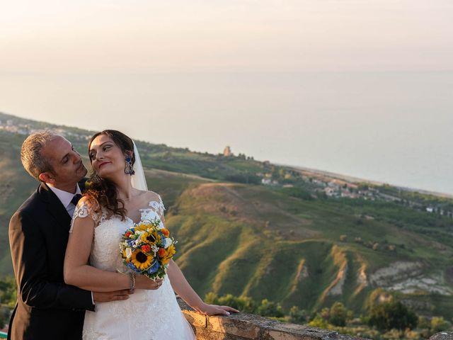Le nozze di Maria Lucia e Gianluca