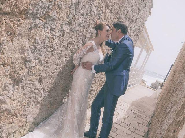 Il matrimonio di Concetto  e Zina  a Portopalo di Capo Passero, Siracusa 10