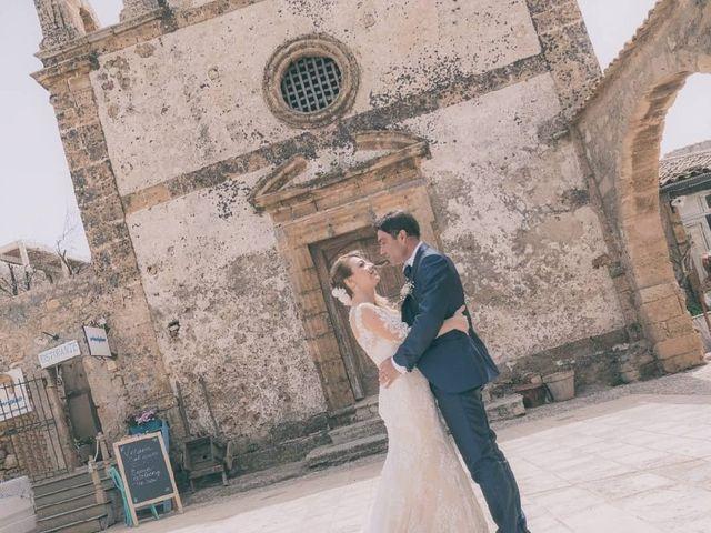 Il matrimonio di Concetto  e Zina  a Portopalo di Capo Passero, Siracusa 11