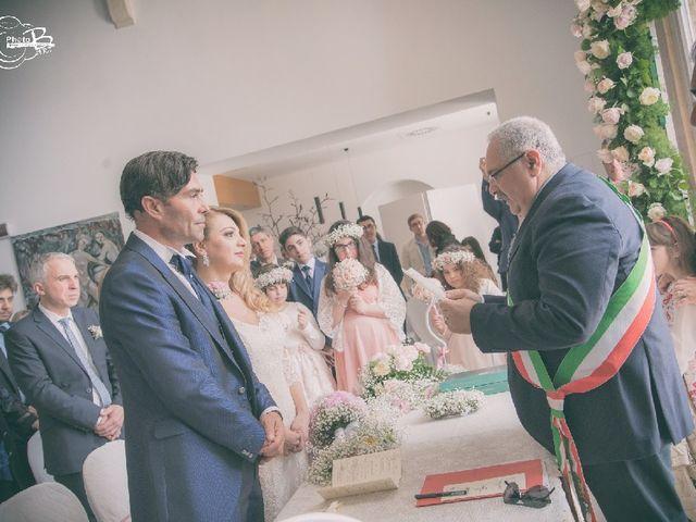 Il matrimonio di Concetto  e Zina  a Portopalo di Capo Passero, Siracusa 24