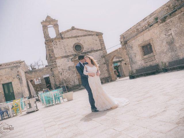 Il matrimonio di Concetto  e Zina  a Portopalo di Capo Passero, Siracusa 26