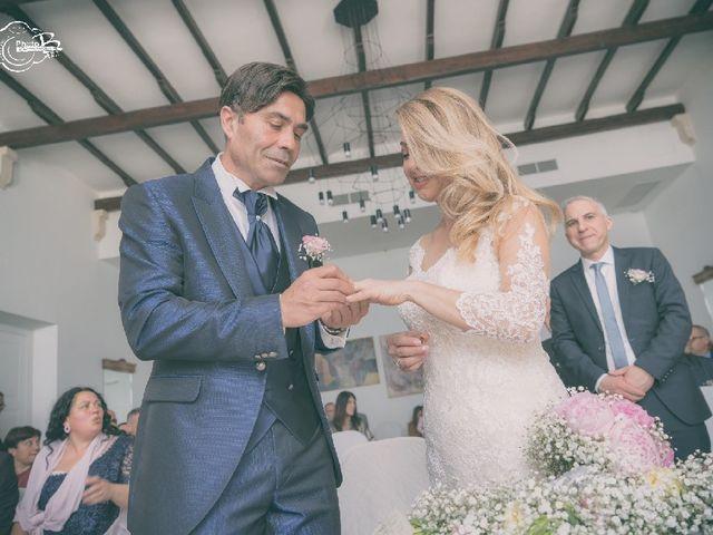 Il matrimonio di Concetto  e Zina  a Portopalo di Capo Passero, Siracusa 27