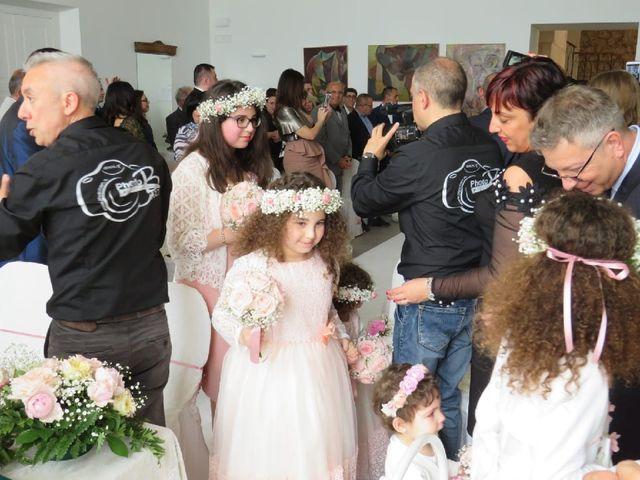 Il matrimonio di Concetto  e Zina  a Portopalo di Capo Passero, Siracusa 34