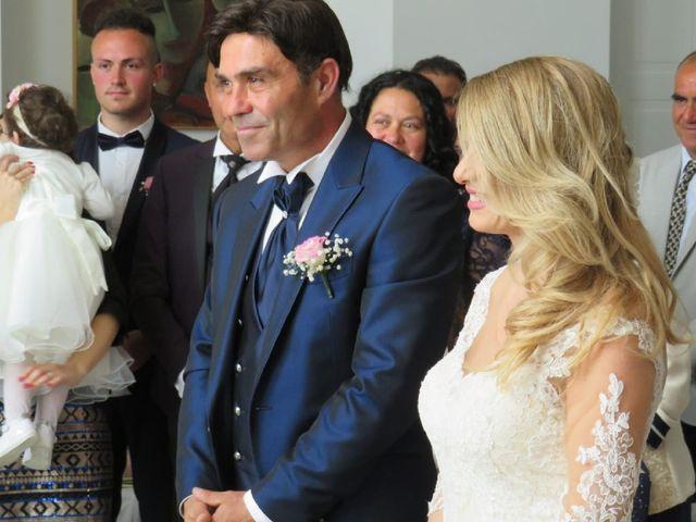 Il matrimonio di Concetto  e Zina  a Portopalo di Capo Passero, Siracusa 40