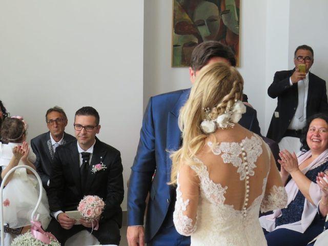 Il matrimonio di Concetto  e Zina  a Portopalo di Capo Passero, Siracusa 45