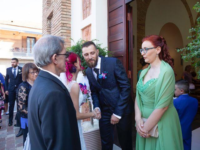 Il matrimonio di Marco e Patrizia a Pescara, Pescara 11