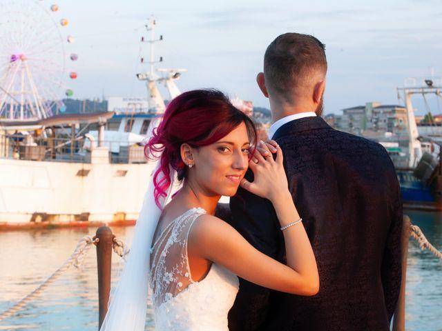Il matrimonio di Marco e Patrizia a Pescara, Pescara 24