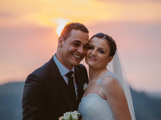 Le nozze di Rosy e Salvo