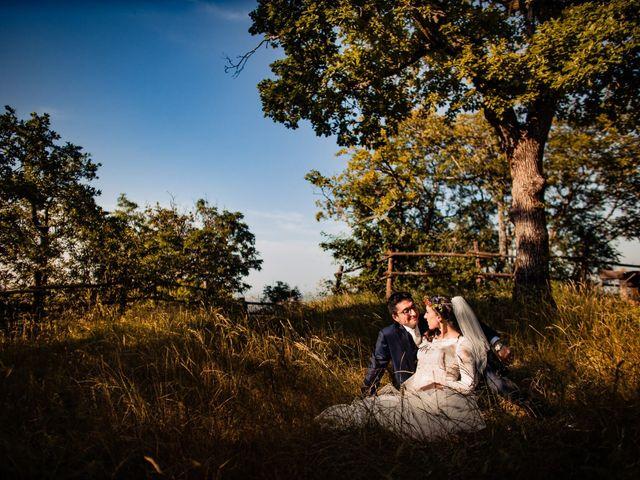 Le nozze di Maria Chiara e Lorenzo