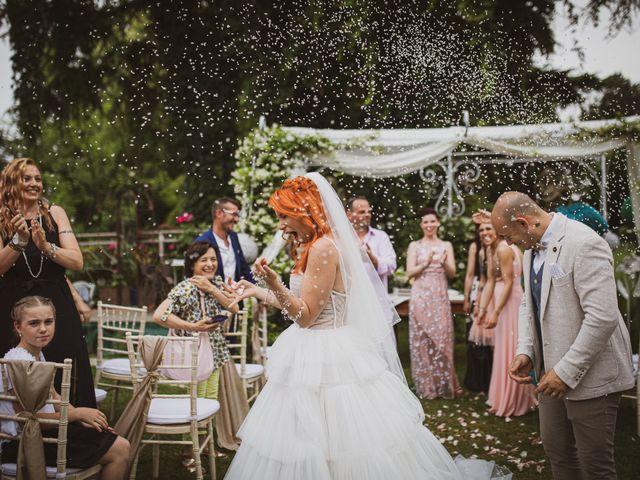 Il matrimonio di Michael e Beatrice a Polesella, Rovigo 32