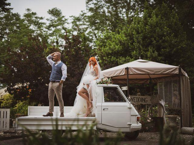 Il matrimonio di Michael e Beatrice a Polesella, Rovigo 58