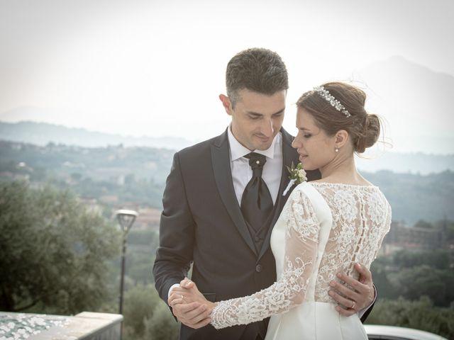 Il matrimonio di Antonio e Anna a San Giorgio del Sannio, Benevento 6