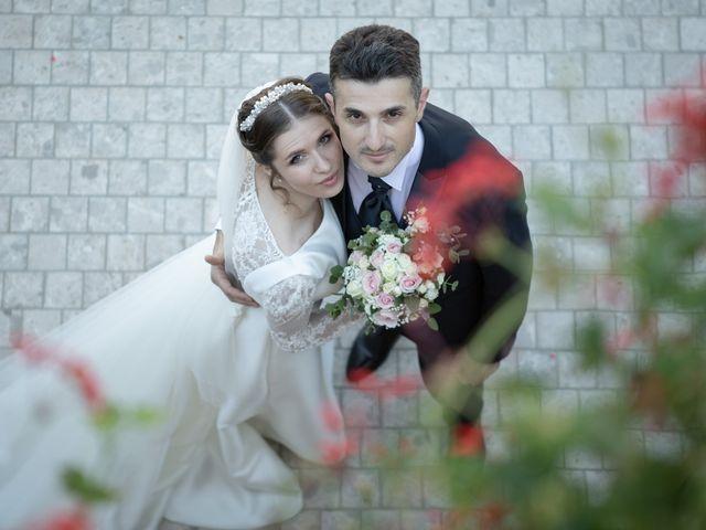 Il matrimonio di Antonio e Anna a San Giorgio del Sannio, Benevento 9