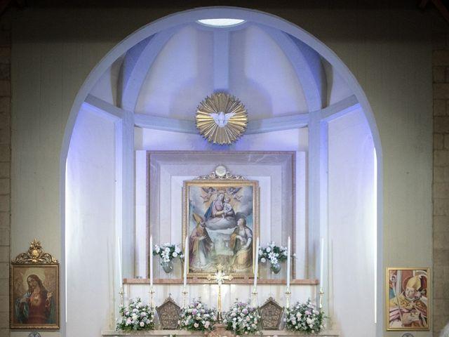 Il matrimonio di Antonio e Anna a San Giorgio del Sannio, Benevento 11