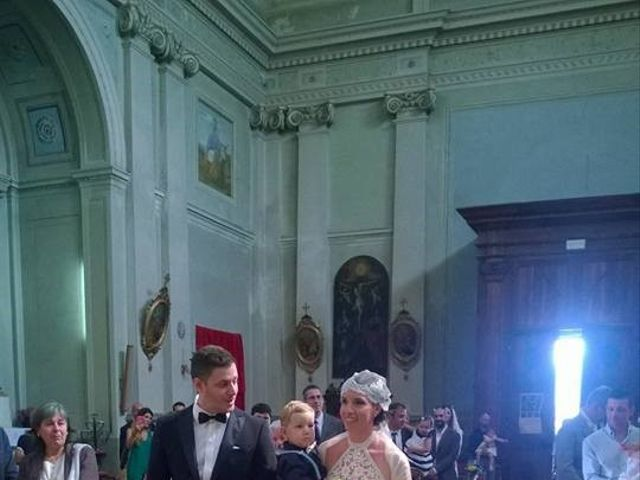Il matrimonio di Claudia Zanovello e Alessandro Turato a Granze, Padova 2