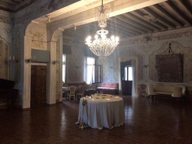 Il matrimonio di Claudia Zanovello e Alessandro Turato a Granze, Padova 3