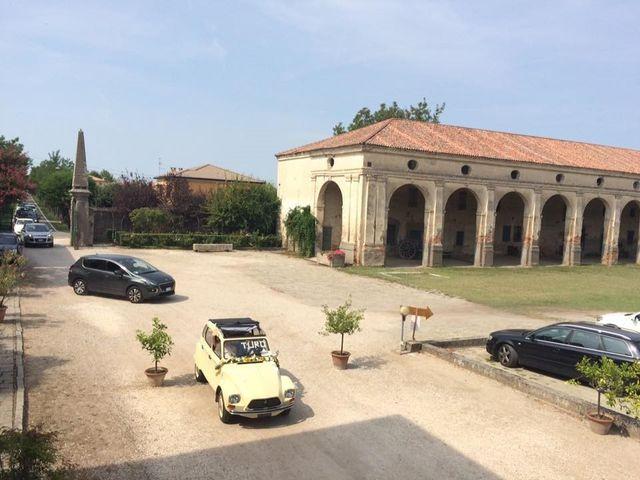 Il matrimonio di Claudia Zanovello e Alessandro Turato a Granze, Padova 10