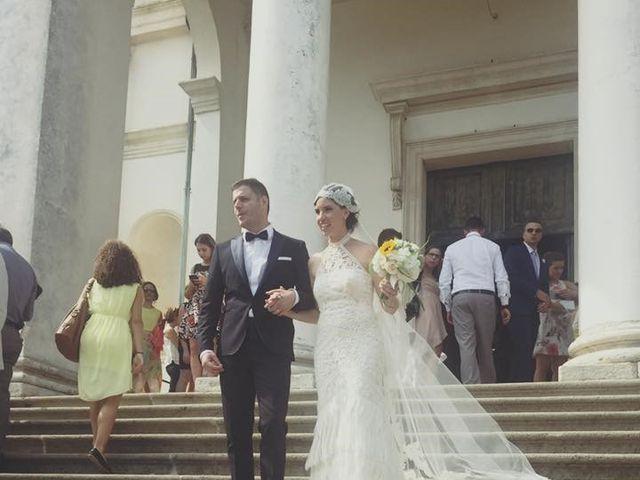 Il matrimonio di Claudia Zanovello e Alessandro Turato a Granze, Padova 12