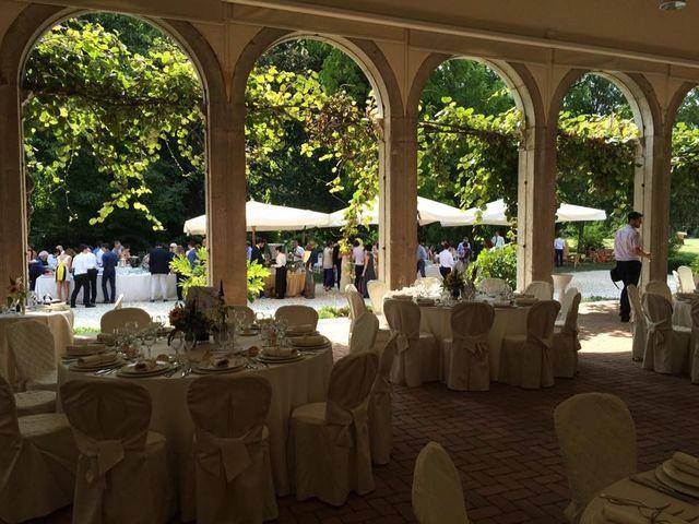 Il matrimonio di Claudia Zanovello e Alessandro Turato a Granze, Padova 15