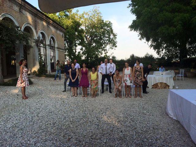 Il matrimonio di Claudia Zanovello e Alessandro Turato a Granze, Padova 20