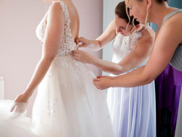 Il matrimonio di Maikel e Jessica a Miglianico, Chieti 7