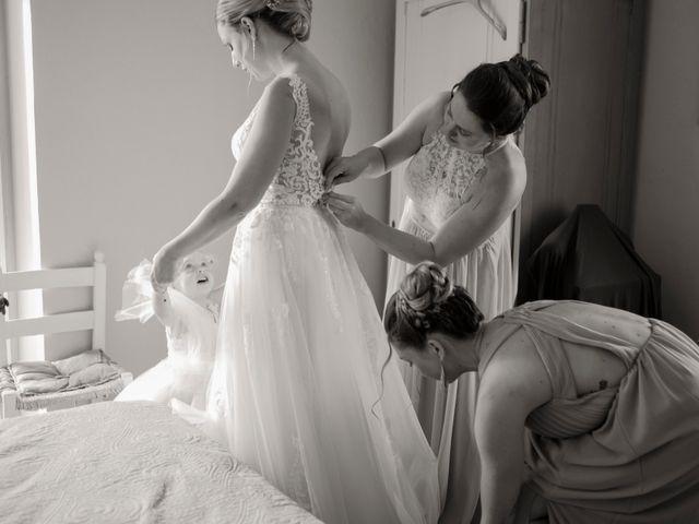 Il matrimonio di Maikel e Jessica a Miglianico, Chieti 8