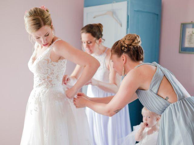Il matrimonio di Maikel e Jessica a Miglianico, Chieti 11