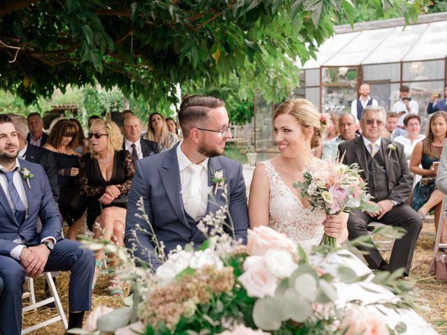 Il matrimonio di Maikel e Jessica a Miglianico, Chieti 23