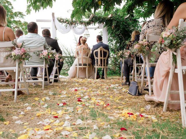 Il matrimonio di Maikel e Jessica a Miglianico, Chieti 24